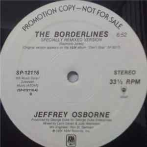 Download Jeffrey Osborne - The Borderlines Flac