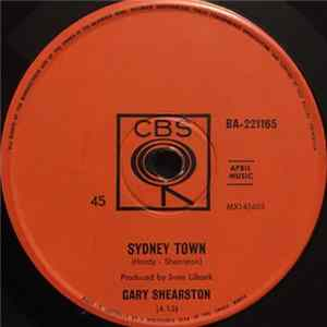 Download Gary Shearston - Sydney Town / The Roar Of The Crowd Flac