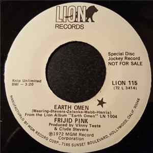Download Frijid Pink - Earth Omen Flac
